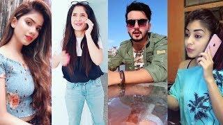 Musically Stars Funny Videos    Cute Girls Romantic Compilation    Musically Tiktok