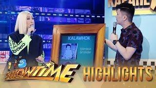 Vice shares how sweet Ilonggos speak | It's Showtime KapareWho