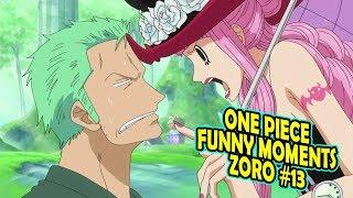 Momen Lucu One Piece Sub Indo - Funny Moments Zoro #13