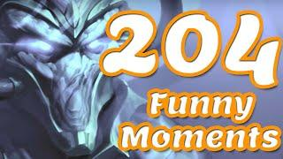 Heroes of the Storm: WP and Funny Moments #204