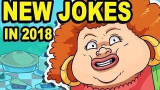 NEW JOKES 2018 - Yo Mama so Fat!