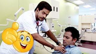 Doctor Patient Jokes | Hindi Jokes | Daant Mein Keeda | Hilarious Comedy | Funny Comedy Videos