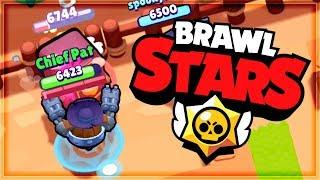 LETS ROLL! Best Heist Brawler | Brawl Stars