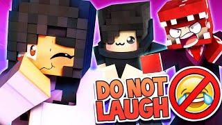 DO NOT LAUGH! - THE BEST Minecraft Memes!