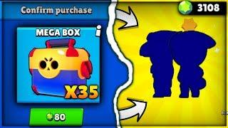 2x LEGENDARY PULL LIVE! Max Crow In 10 Mins! Brawl Stars Gemming Spree! :: Brawl Stars Gameplay