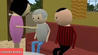 Make Jokes of BOARD EXAM HE KYA || EXAM TIME PART 2 - DPK TOONS - MJO - MAKE JOKE OF