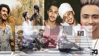 Mr faisu Adnaan Hasnain Faiz | Best New Funny Musically Team07 Stars | Tiktok India