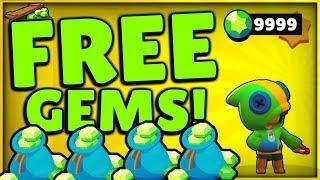 How To Get FREE GEMS & LEGENDARY BRAWLERS In Brawl Stars! :: Free Giftcards :: Brawl Stars