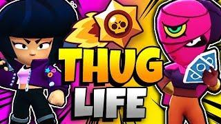 BRAWL STARS THUG LIFE: Funny Moments EP. 33 (Brawl Stars Epic Wins & Fails)