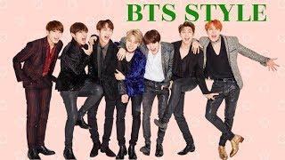 BTS (방탄소년단/防弾少年団) Bangtan's Style - Funny Moments