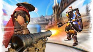 How THIS happened!? Trolling GOES WRONG!!   Overwatch Best and Funny Moments - Ep.270