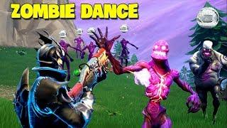 Let's Dance With New Zombie..! | Fortnite Twitch Funny Moments #225