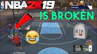 NBA 2K19 Rage/Funny Moments #50