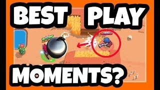 [POTG]Brawl Stars BEST MOMENT & Funny & fail & Absurd Moment - 브롤스타즈 최고의플레이