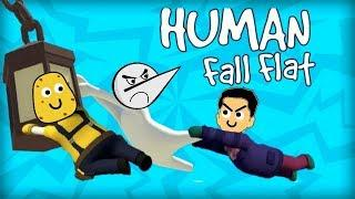 Human Fall Flat | Funny Moments | Angry Prash