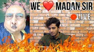We love Madan Mitra Live ❤️ | New Bangla Funny Video 2019 | Being Bong