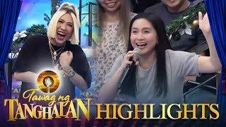 Tawag ng Tanghalan: Vice is surprised with Mariel's knock-knock joke