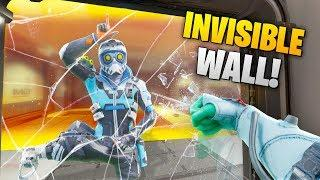 *NEW* INVISIBLE WALL TRICK!! - Best Apex Legends Funny Moments and Gameplay Ep 50