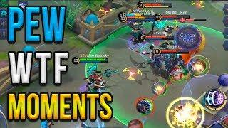 Pew Pew | WTF | Funny Moments - Mobile Legends