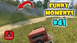 Rules Of Survival Funny Moments - Part 41