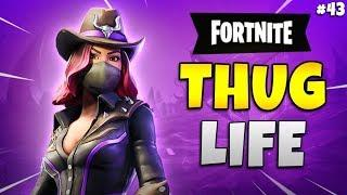 FORTNITE THUG LIFE: Funny Moments EP. 43  (Fortnite Battle Royale Epic Wins & Fails)