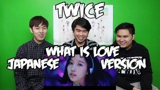 TWICE - WHAT IS LOVE JAPANESE MV REACTION (FUNNY FANBOYS)