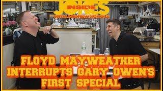 Floyd Mayweather Interrupts Gary Owen's First Special | Gary Owen, Andrew Schulz | Inside Jokes #17