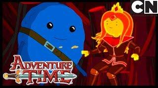 Adventure Time | The Red Throne | Cartoon Network