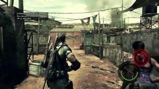 Resident Evil 5 Live: Session