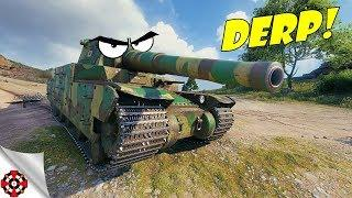World of Tanks - Funny Moments | TIME TO DERP! (WoT derp, November 2018)