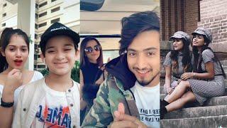 Jannat Zubair Gima Ashi Mr Faisu Sunny Leone and Other Tik Tok Stars Trending Videos Compilation