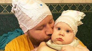 Daddy Love Baby Moments - Funny Baby and Daddy Video