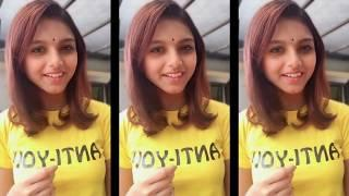 Cute Tamil Girls On TikTok Musically | Romance, Funny, Love Cute Videos Part-4