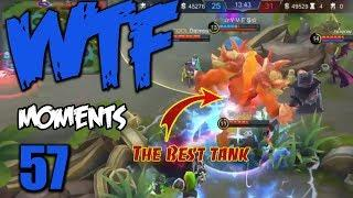 Mobile Legends WTF | Funny Moments 57