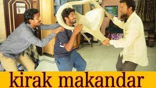 KIRAK MAKANDAR A LATEST HYDERABADI FUNNY COMEDY || HYDERABADI STARS