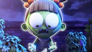 Funny Animated Cartoon | Spookiz | In Love | 스푸키즈 | Kids Cartoons | Videos for Kids
