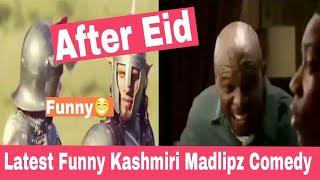 Kashmiri Funny Latest Madlipz Jokes | After Eid Latest Kashmiri Jokes | Part3  #Kashmiri Comedy