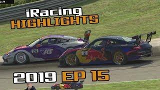 iRacing Twitch Highlights, 2019 Ep. 15 (Fails, Wins and Funny Moments)
