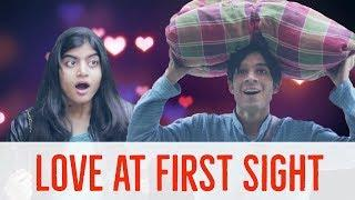 Love at first sight | bblings | Funny Video |