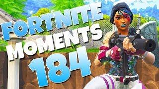 INSANE BOUNCER OBSTACLE COURSE!! (NEW TRAP TOWER METHOD) | Fortnite Funny Moments #184