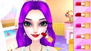 Prom Queen - Date Night, Love & Dance - Girls Makeover Games - Fun Spa,Makeup & Dress Up Care Games