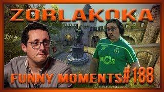 [PT] zorlaKOKA Funny Moments - NÃO POSSO SER O TREINADOR DO SPORTING!!! - #188