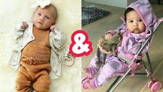ACE FAMILY BABY ALAIA vs COLE AND SAV BABY POSIE FUNNY MOMENTS | BABY MAMA