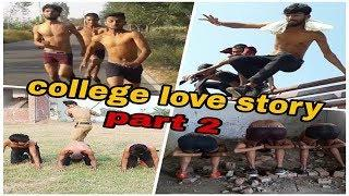 college love story part 2 || comedy video || funny video || D.S R2L || Round2Hell || |  R2H ||