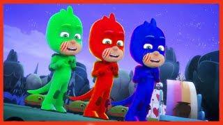 Learn Colors PJ Masks #02 ???? 'Love Friends' ❤️⭐PJ Masks 2019 ⭐Funny Cartoons For Children