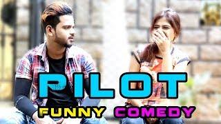 Hyderabadi Pilot Funny Ilyas Comedy || Hyderabadi Young Stars