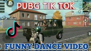 PUBG TIK TOK FUNNY DANCE  ( NO 29) AND FUNNY MOMENTS ||  BY PUBG FUN