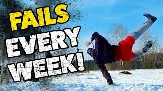 FAILS EVERY WEEK | Fail Compilation | January 2019