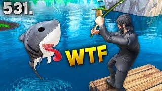 HOW TO CATCH A SHARK IN FORTNITE.. Fortnite Daily Best Moments Ep.531 Fortnite Battle Royale Funny