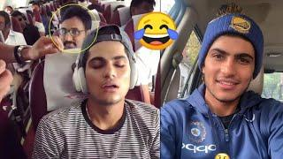Shubman Gill Best Funny Moments in Cricket Video 2019 | sports india